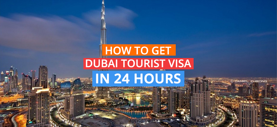 How to get Dubai Tourist Visa