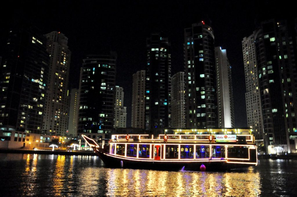 Dhow cruise booking
