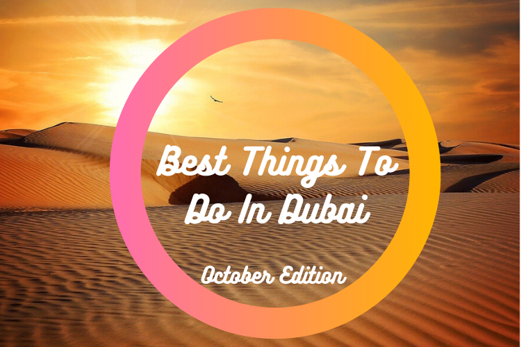 Best Things to do in October