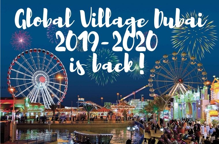 Global Village Dubai 2019-2020