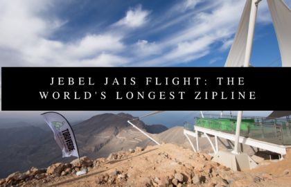 Jebel Jais Flight