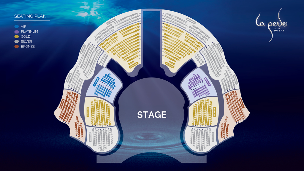 La Perle Stage Shows