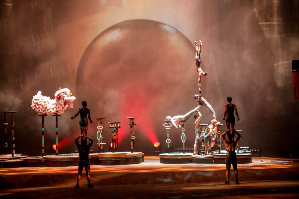 La perle Dubai Night Shows