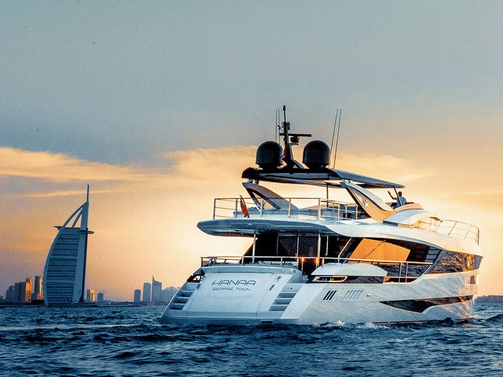 Private Luxury Yacht Tour
