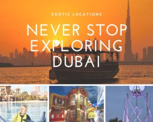 5 Things-To-Do in Dubai