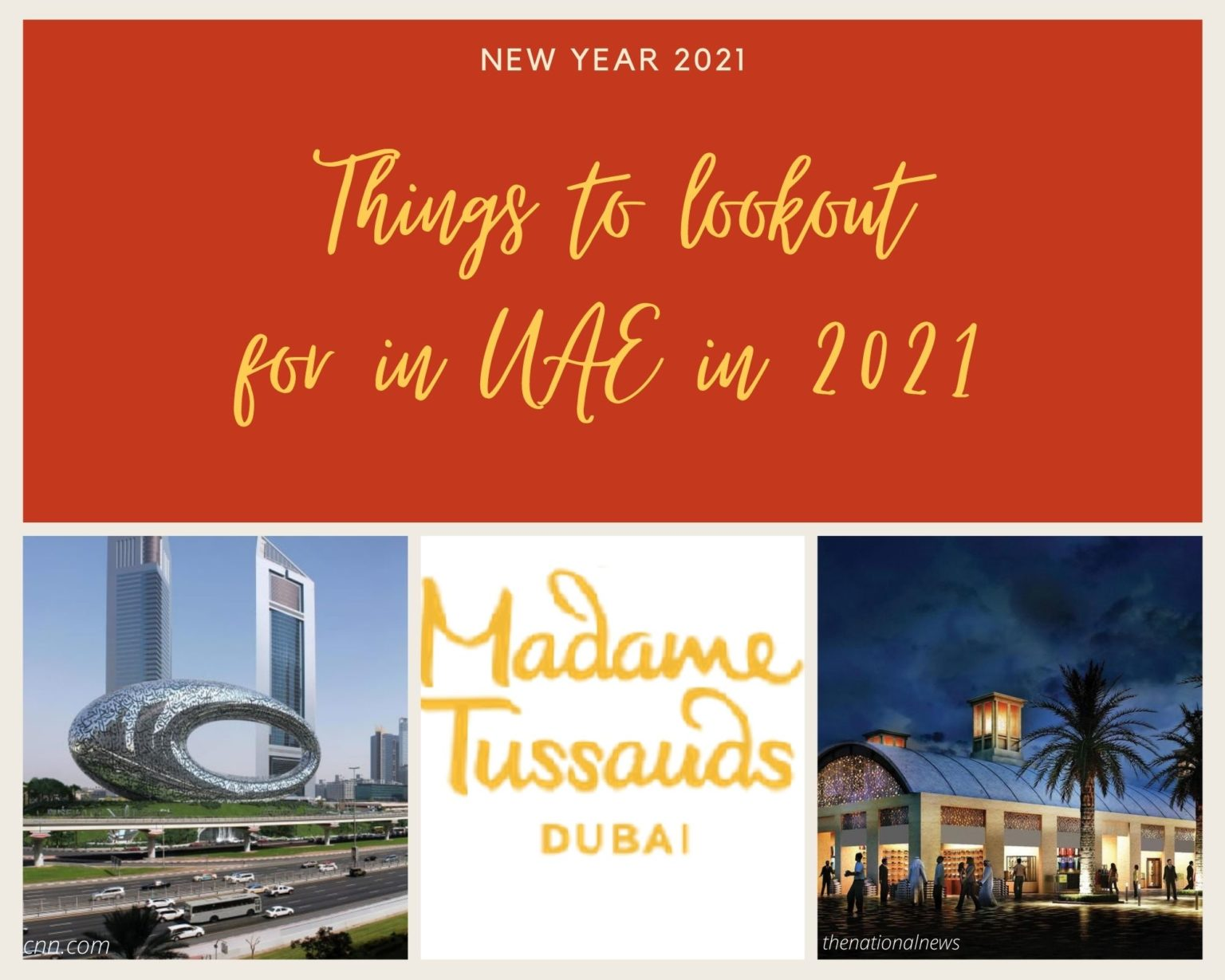 Things to do in UAE 2021