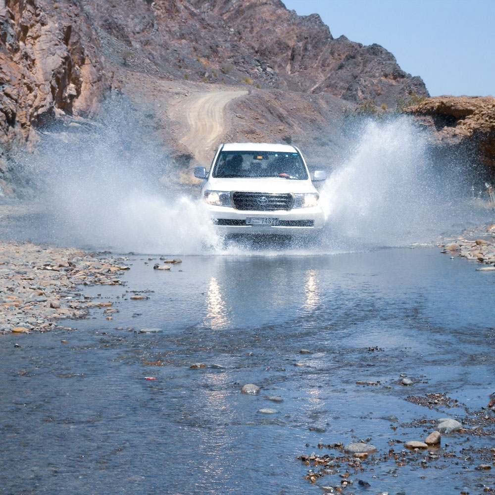 Hatta - Mountain Safari