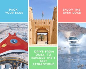 Dubai To The Best Tourist Attractions In The UAE